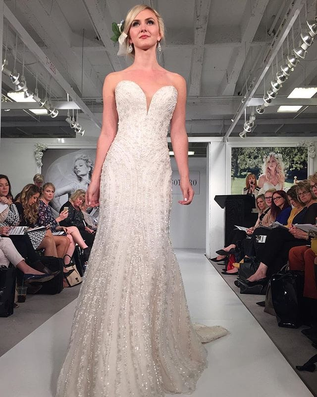 beautiful wedding inspiration on Instagram - Carney by Maggie Sottero