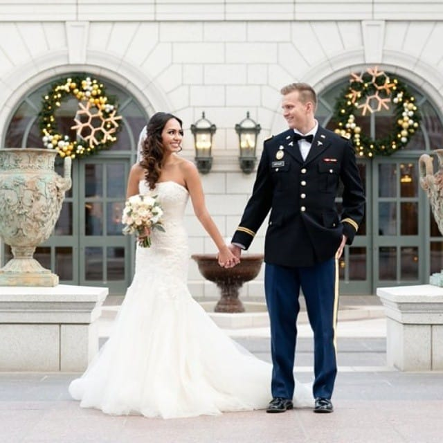 beautiful wedding inspiration on Instagram - Anniston by Maggie Sottero