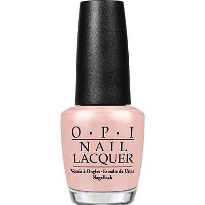 10 Bridal Beauty Must-Haves - O.P.I nail polish