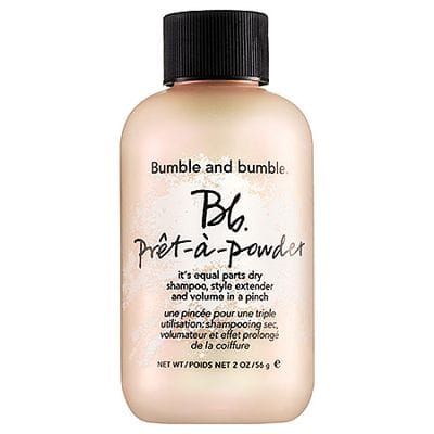 10 Bridal Beauty Must-Haves - Bumble and Bumble Pret-A-Powder