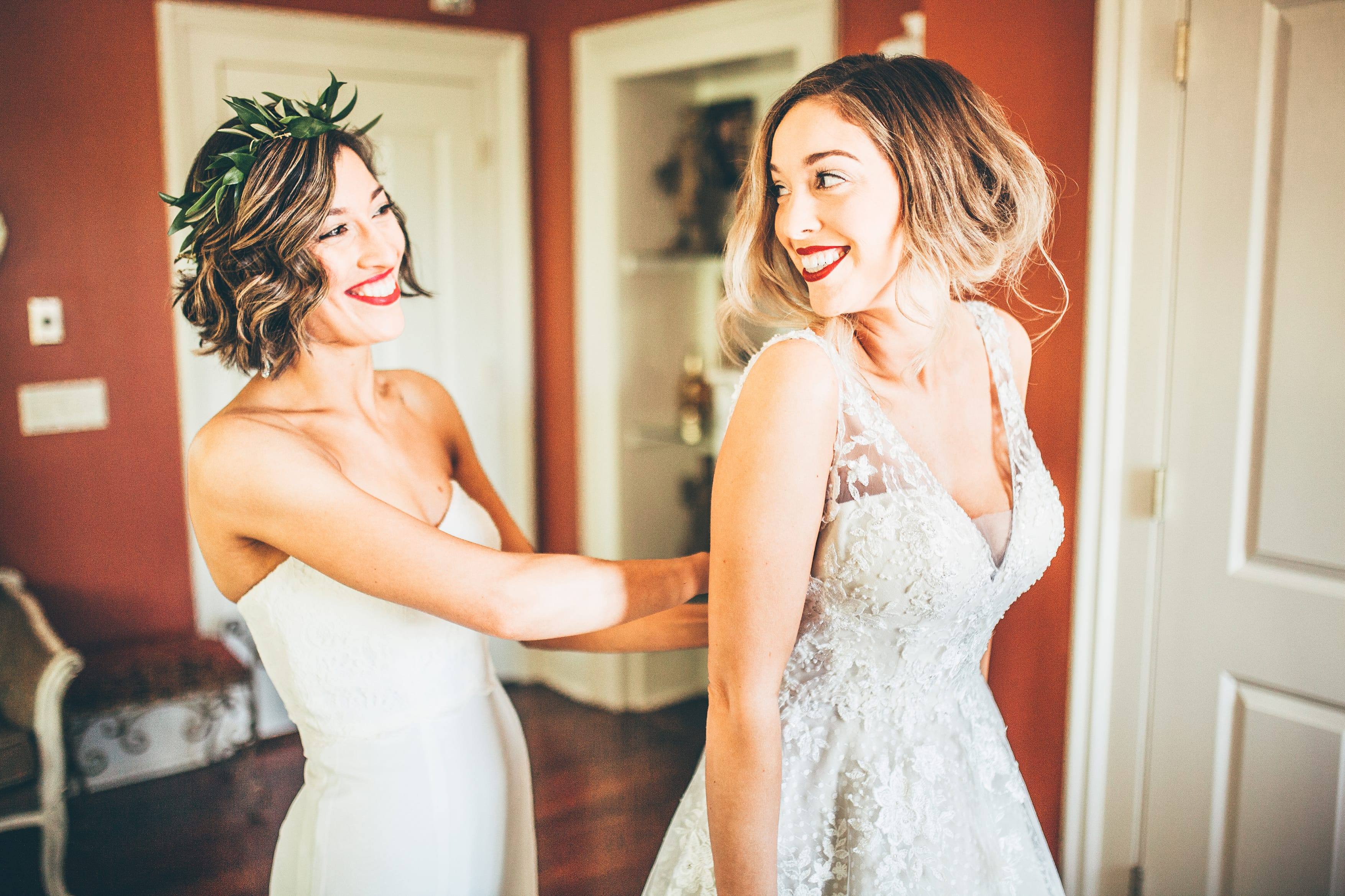 Maid Of Honor Etiquette For Wedding Dress Shopping Maggie Sottero,Short 7th Grade Short Teenage Dresses For Weddings