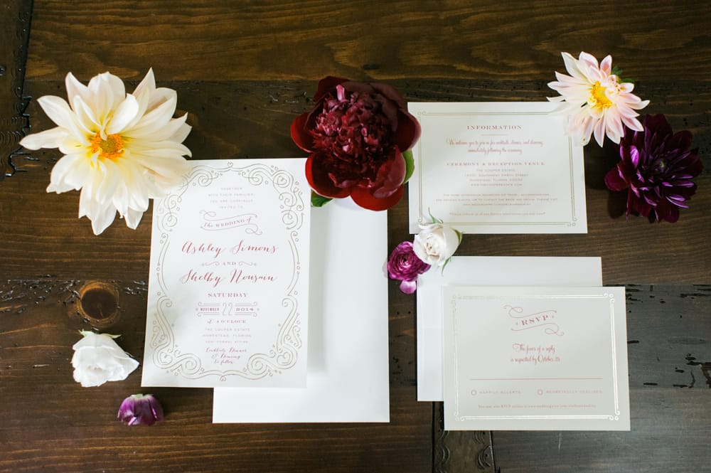 addressing your wedding invitations - Maggie Sottero wedding tips