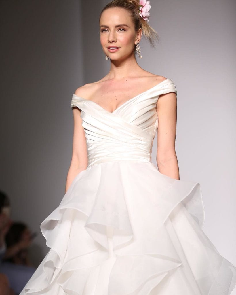 Fall 2016 collections at New York Bridal Fashion Week - Zulani by Maggie Sottero