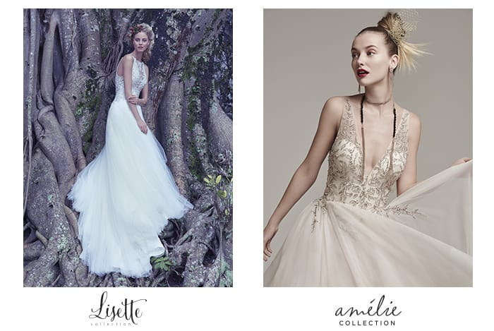 brand new wedding dresses from Maggie Sottero Designs