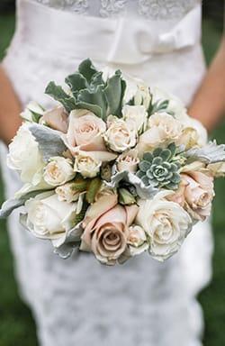 classic bride bouquet inspiration - Find Your Bouquet Style Maggie Sottero