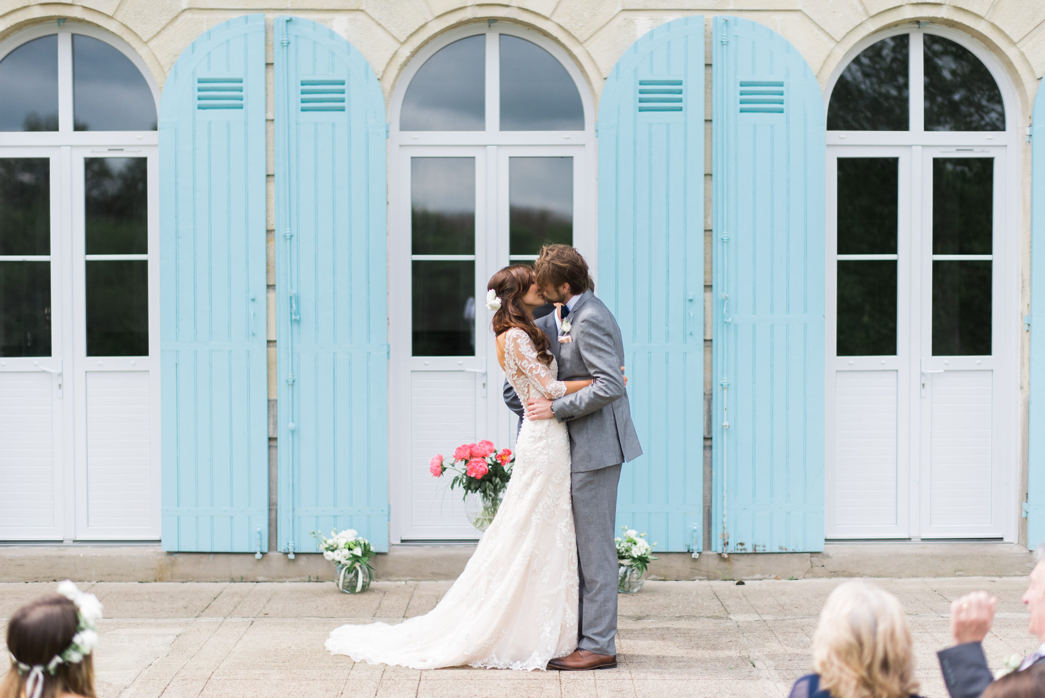 intimate elopement in Southern France