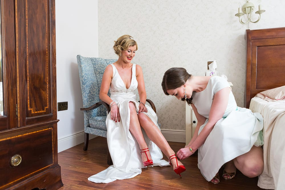Intimate Elopment in Southern France - Ilona and David Wedding featuring Verina by Maggie Sottero