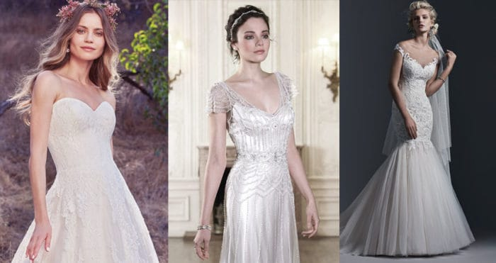 International Wedding Dress Trends from Maggie Sottero Designs