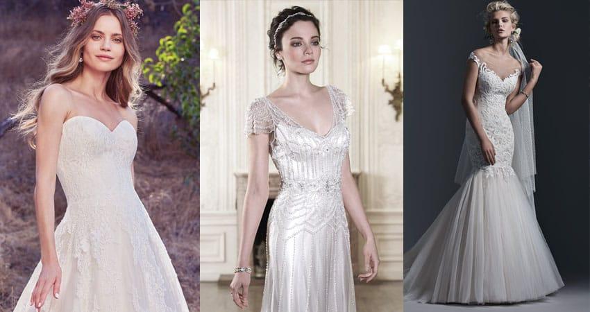 International Wedding Dress Trends from Maggie Sottero Designs