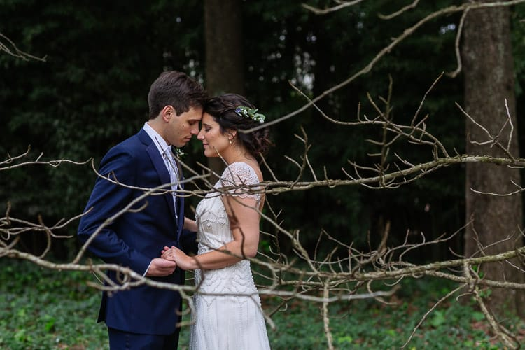 Natural and Romantic wedding in Argentina. Maggie Bride Daniela is wearing Ettia by Maggie Sottero.
