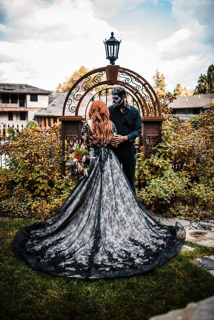 Halloween Wedding Inspiration For The Alternative Bride Love