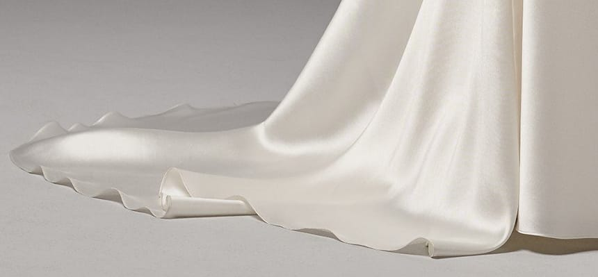 Silk Wedding Dress.Silk And Silk Wedding Dress Alternatives For The Glamorous Bride