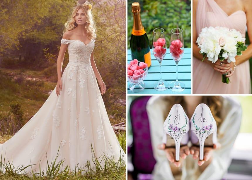 Wedding Dress Ideas: 14 Super Cute Wedding Ideas And Plans : Love Maggie