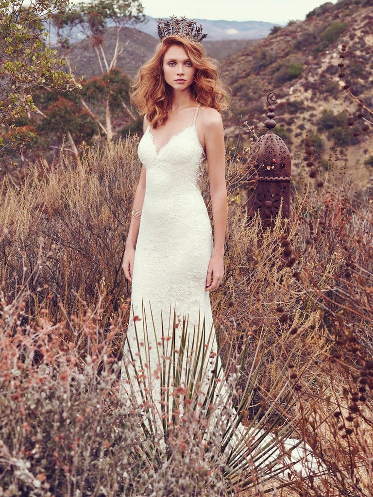 Fall 2017 Wedding Dresses to Fall in Love With - Sinclaire wedding dress by Maggie Sottero