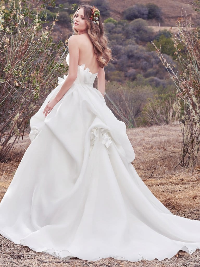 Fall 2017 Wedding Dresses to Fall in Love With - Meredith wedding dress by Maggie Sottero