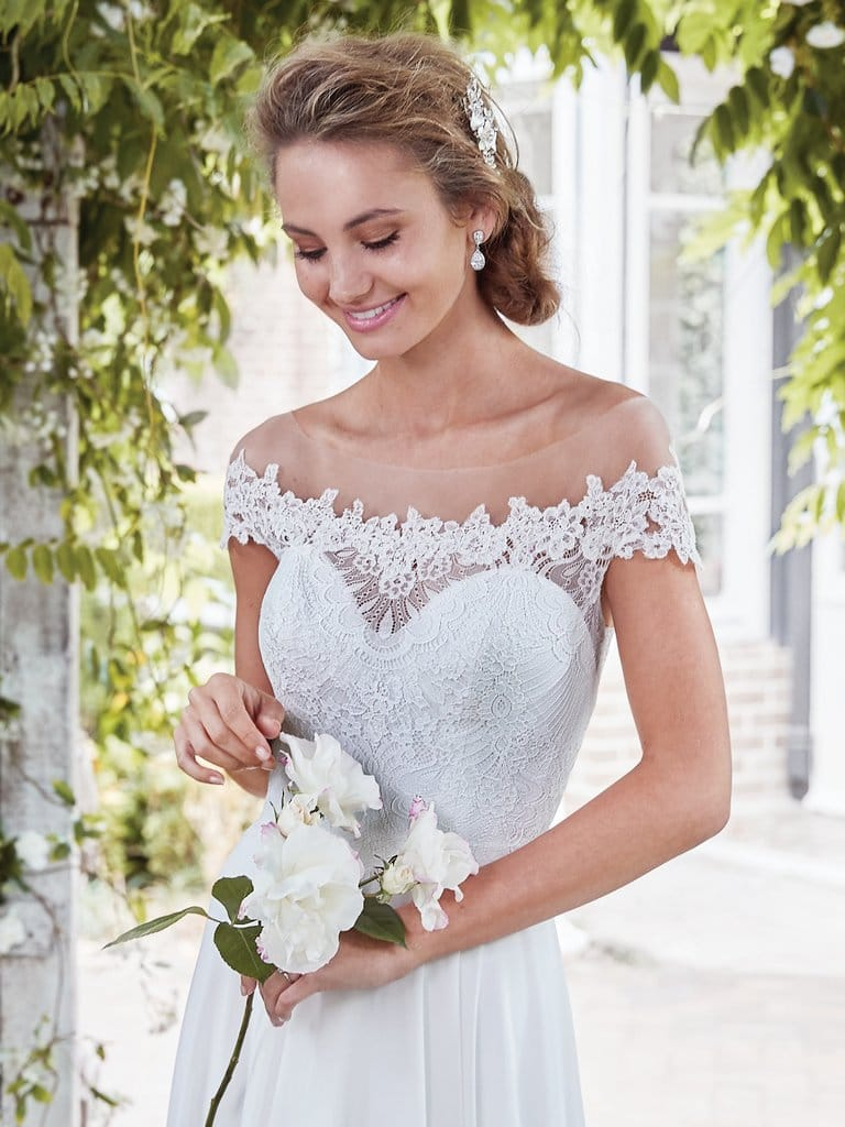 Fall 2017 Wedding Dresses to Fall in Love With - Beatrice wedding dress by Maggie Sottero