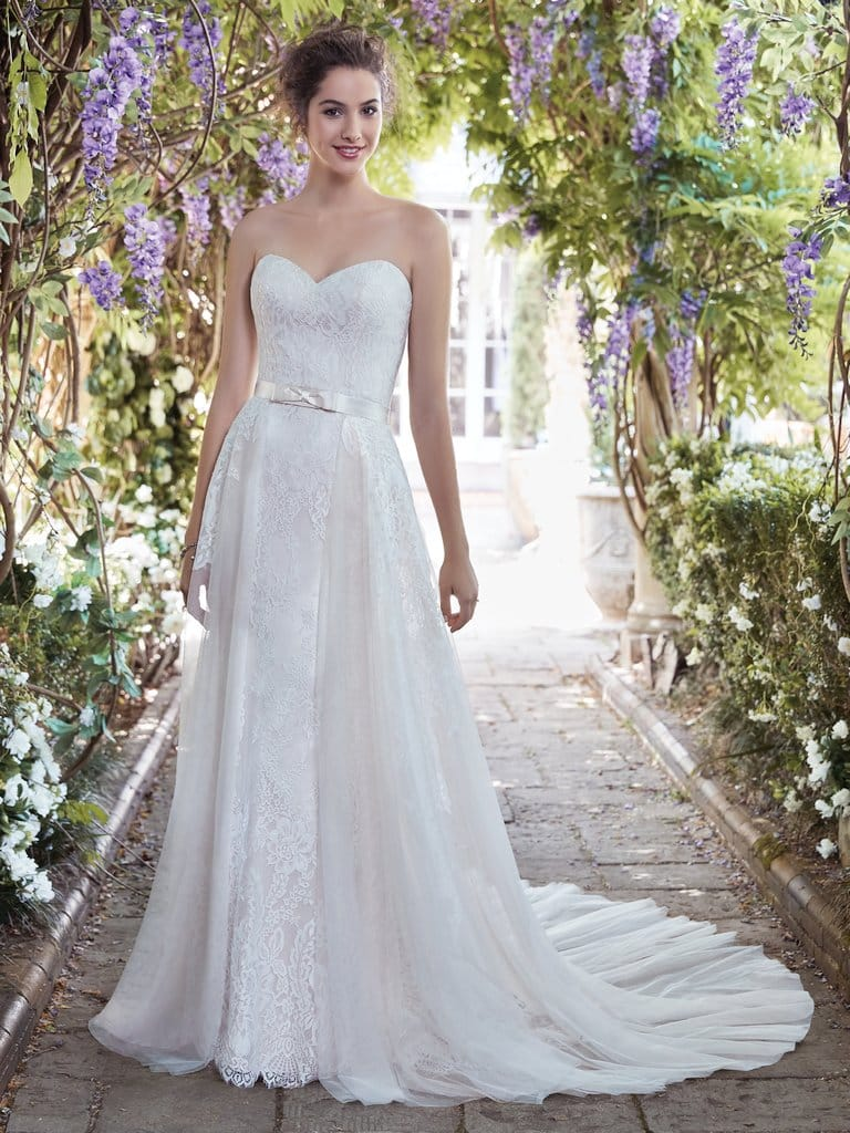 Fall 2017 Wedding Dresses to Fall in Love With - Octavia wedding dress by Maggie Sottero