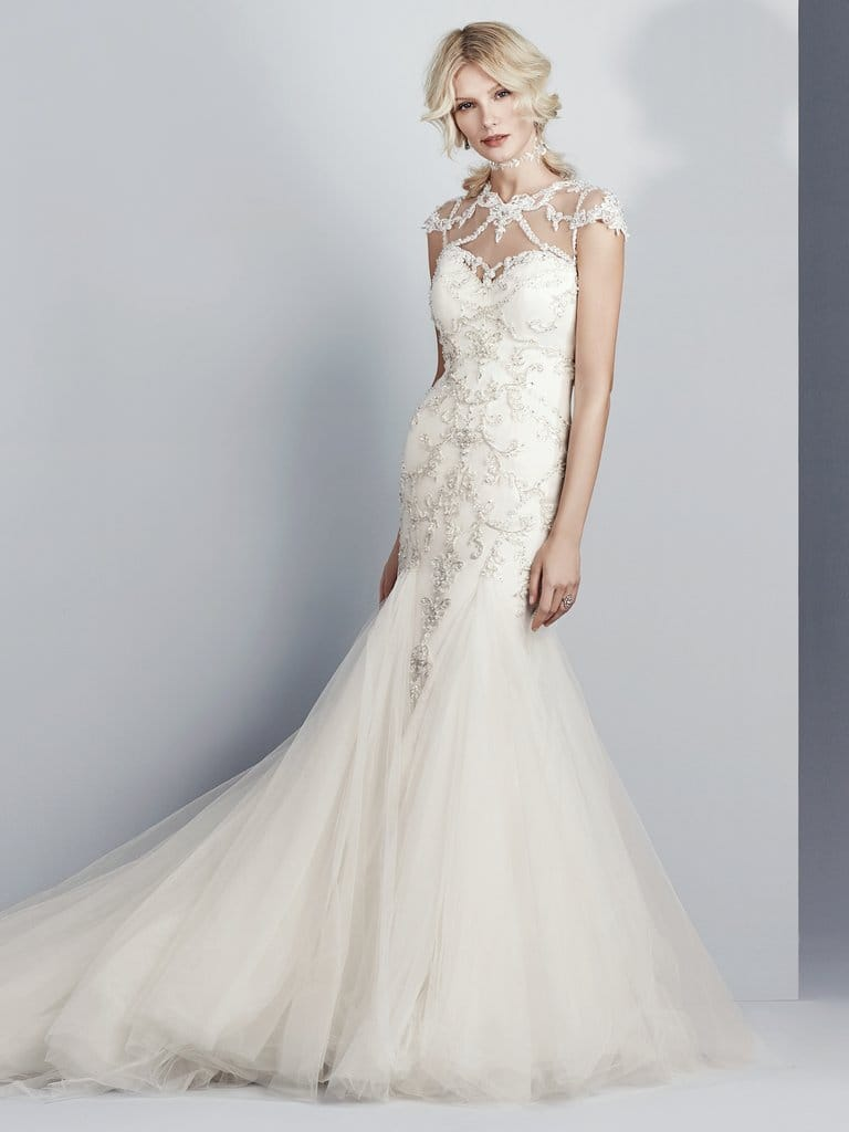 Fall 2017 Wedding Dresses to Fall in Love With - Grayson wedding dress by Maggie Sottero