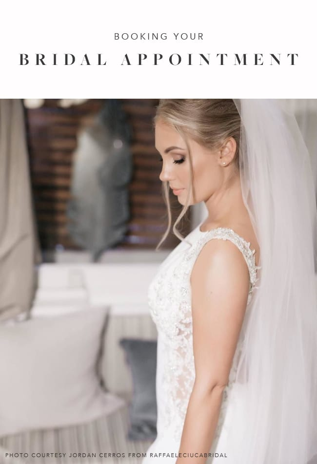 6 Steps to Book Your Bridal Appointment