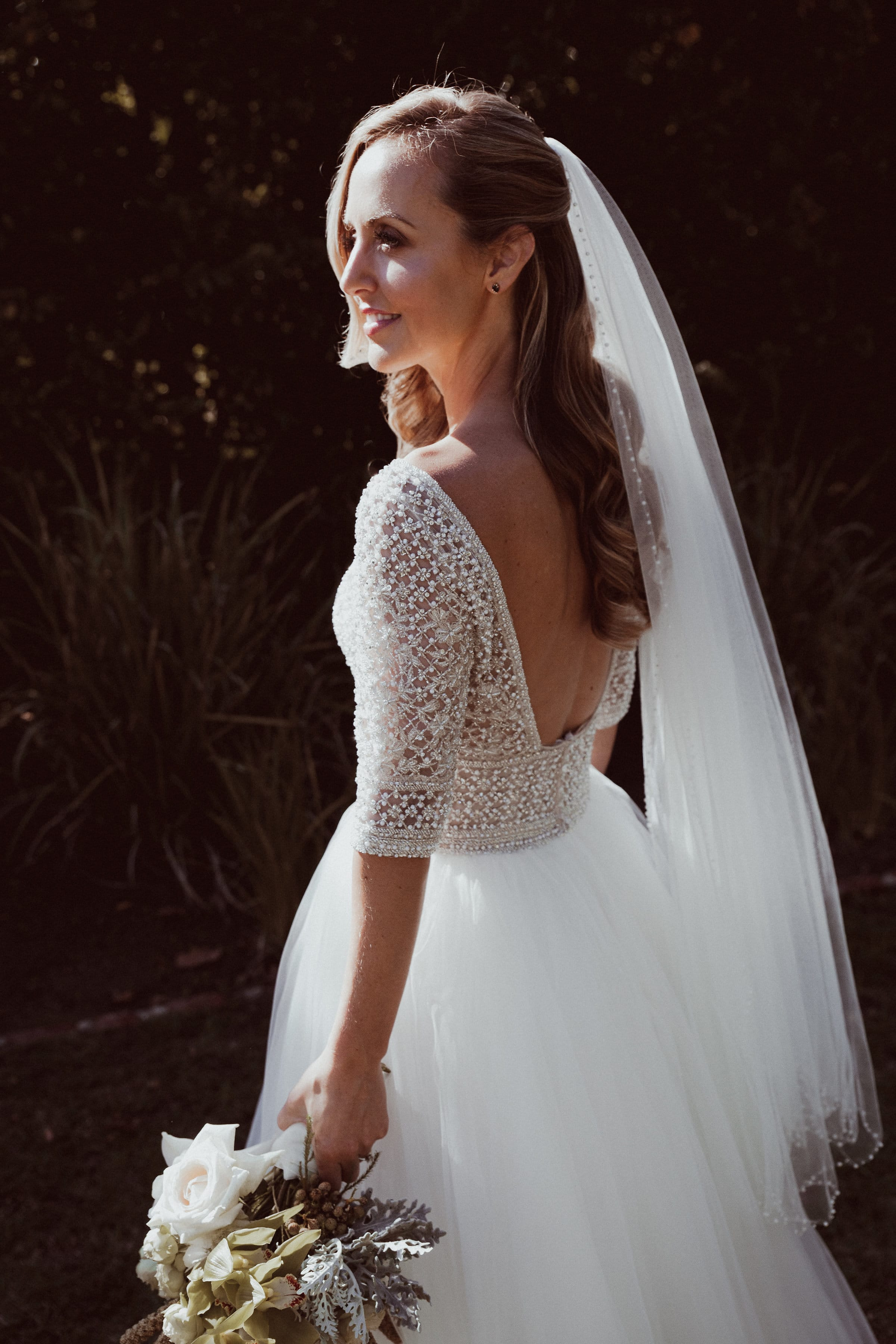 Wedding Photography Styles That Fit Your Unique Bridal Vision. #MidgleyBride Elizabeth wearing Allen wedding dress by Sottero and Midgley.