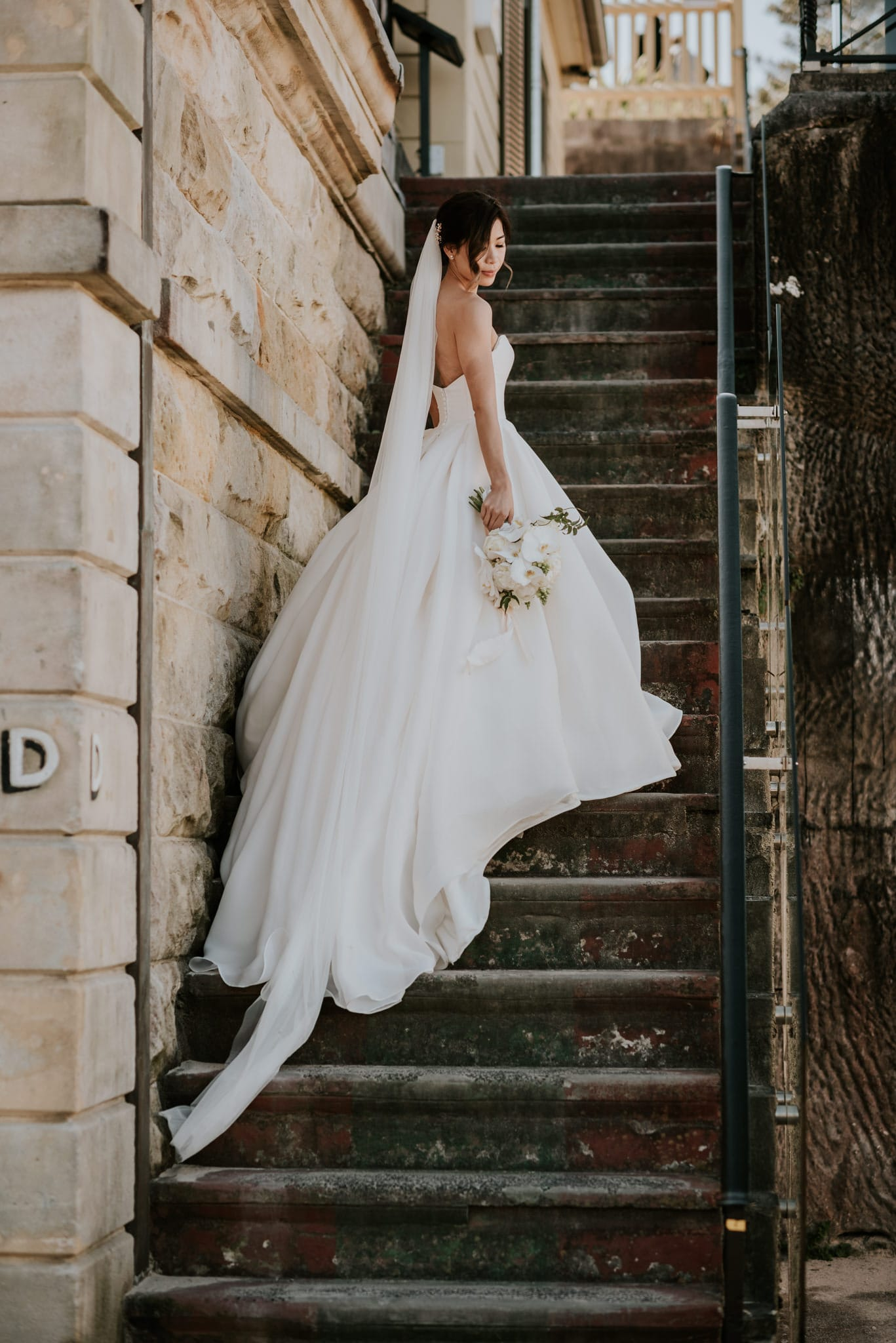 Wedding Photography Styles That Fit Your Unique Bridal Vision. #MaggieBride wearing Bianca wedding dress by Maggie Sottero.