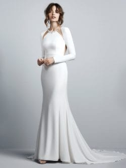 18708c2efe33 Wedding Dress Color Guide: Shades of White for Every Bride : Love Maggie