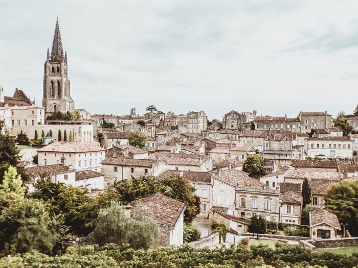 Elopement Destination of Small Village in Bordeaux, France