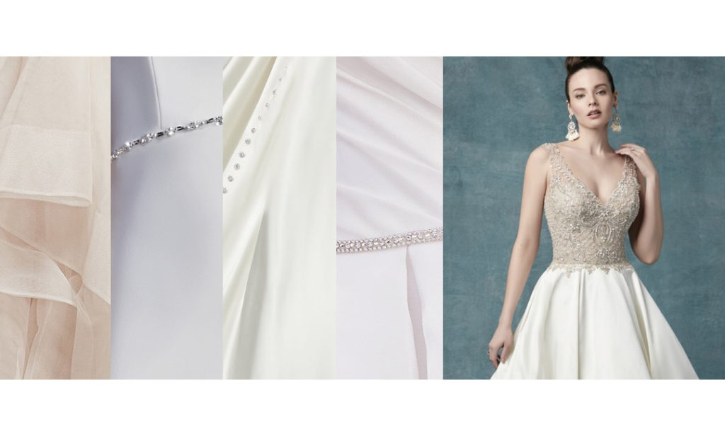 Wedding Dress Color Guide: Shades of White Wedding Dresses