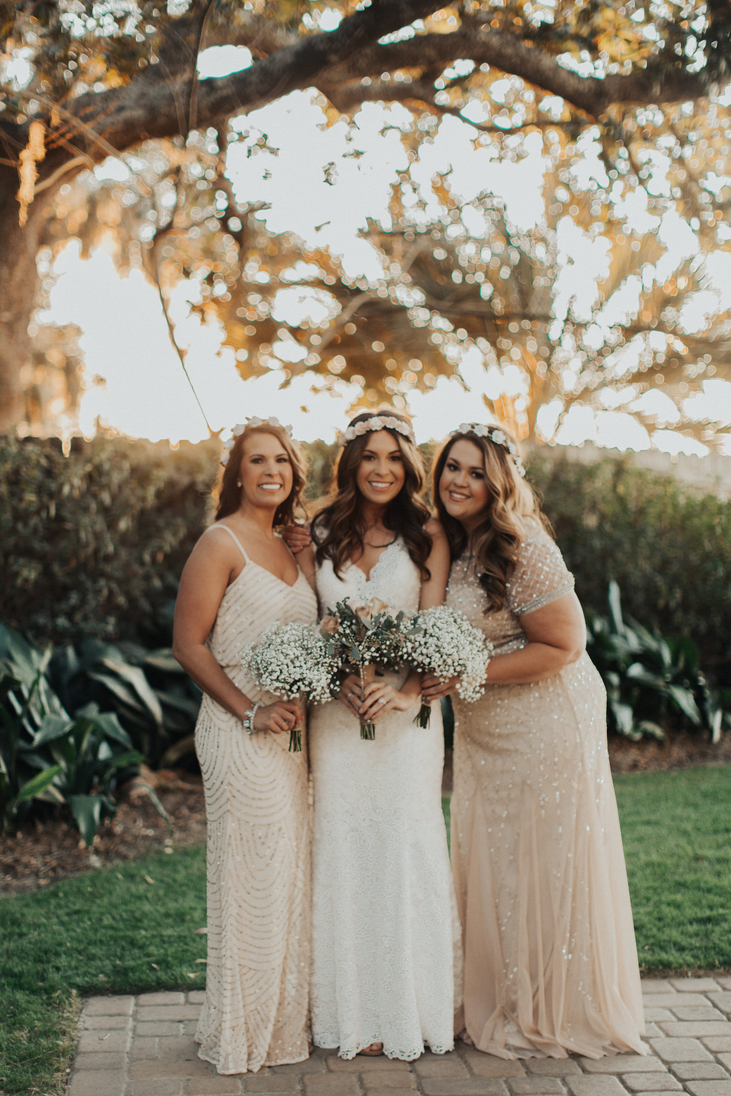 This Boho Bride Fell In Love with An Unexpected Wedding Dress - Rebecca Ingram Bride Hope