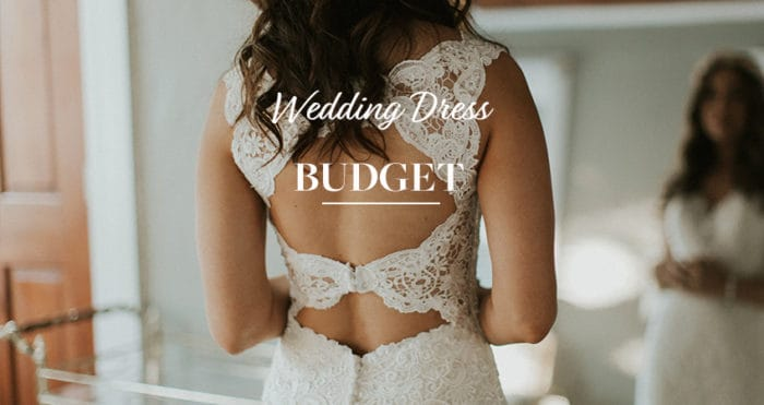 Bride Wearing Lace Keyhole Back Wedding Dress Called Hope by Rebecca Ingram with Text Overlay