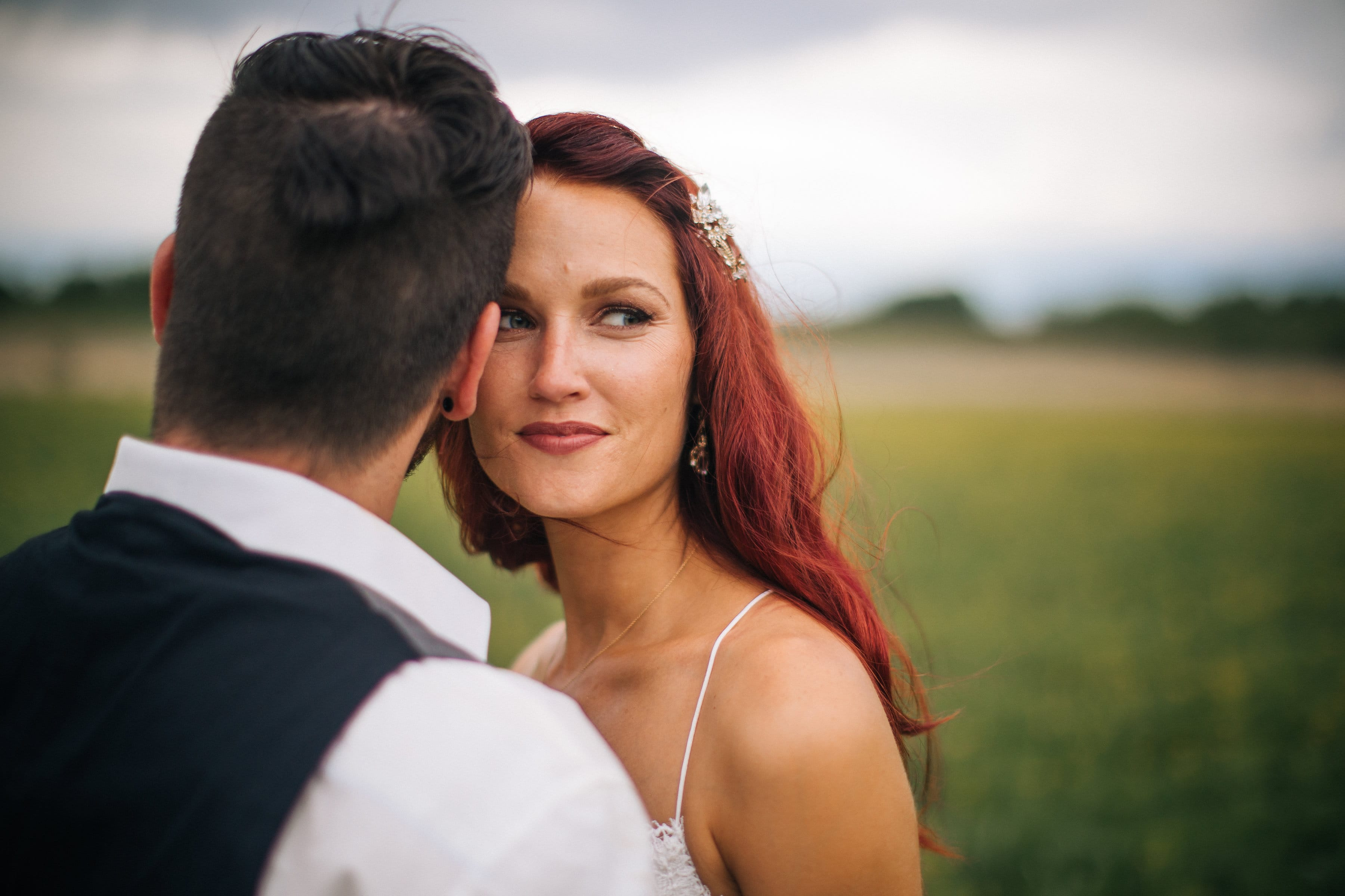 Maggie Sottero Model Devon and Her Great Gatsby-Inspired Wedding - Maxwell by Sottero & Midgley
