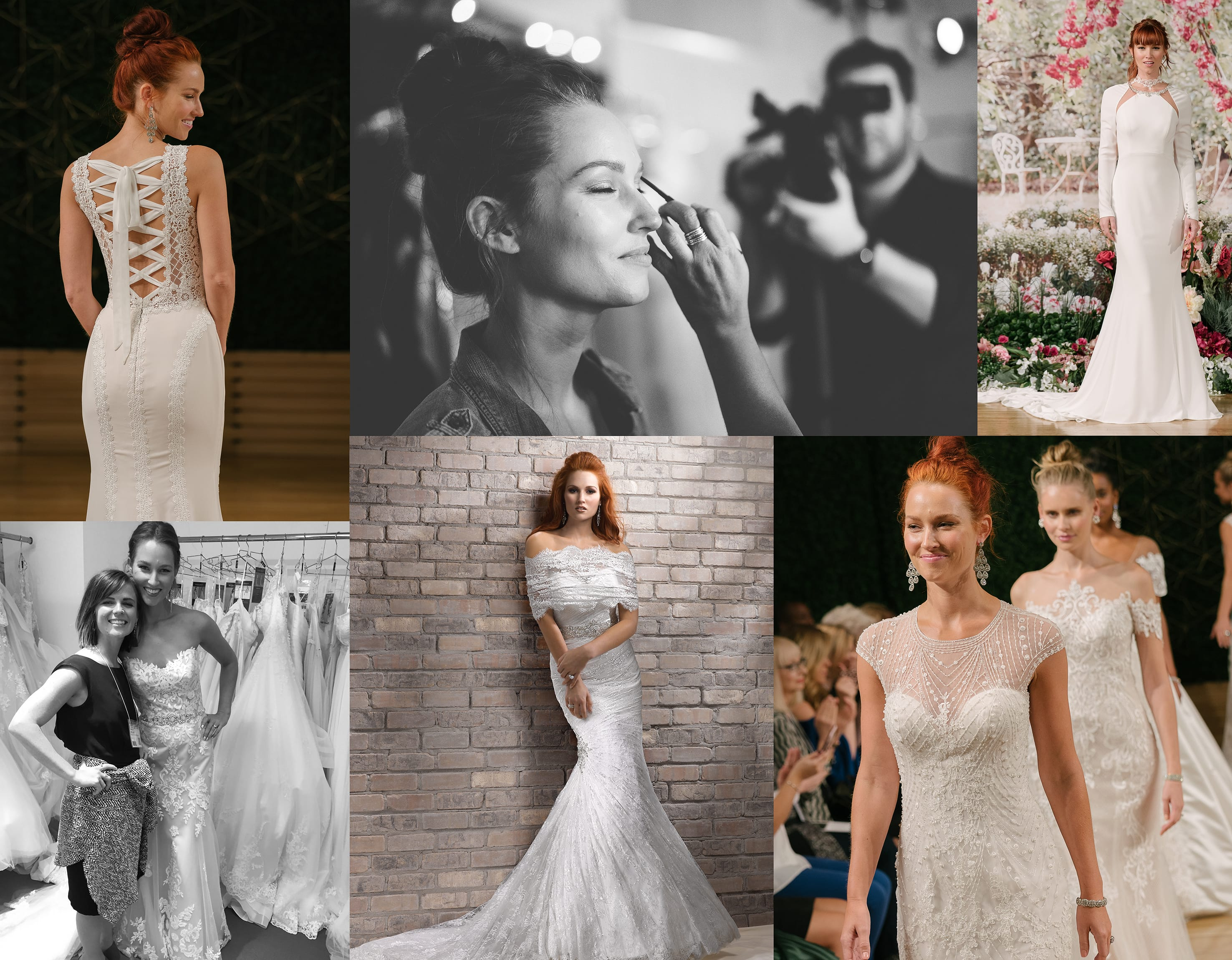 Maggie Sottero Model Devon and Her Great Gatbsy-Inspired Wedding - Maxwell by Sottero & Midgley