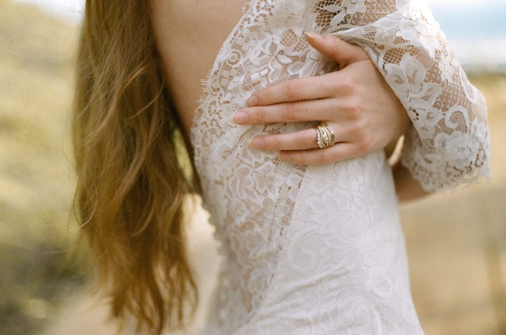 Wedding Dress Shopping Guide - McKenzie by Maggie Sottero