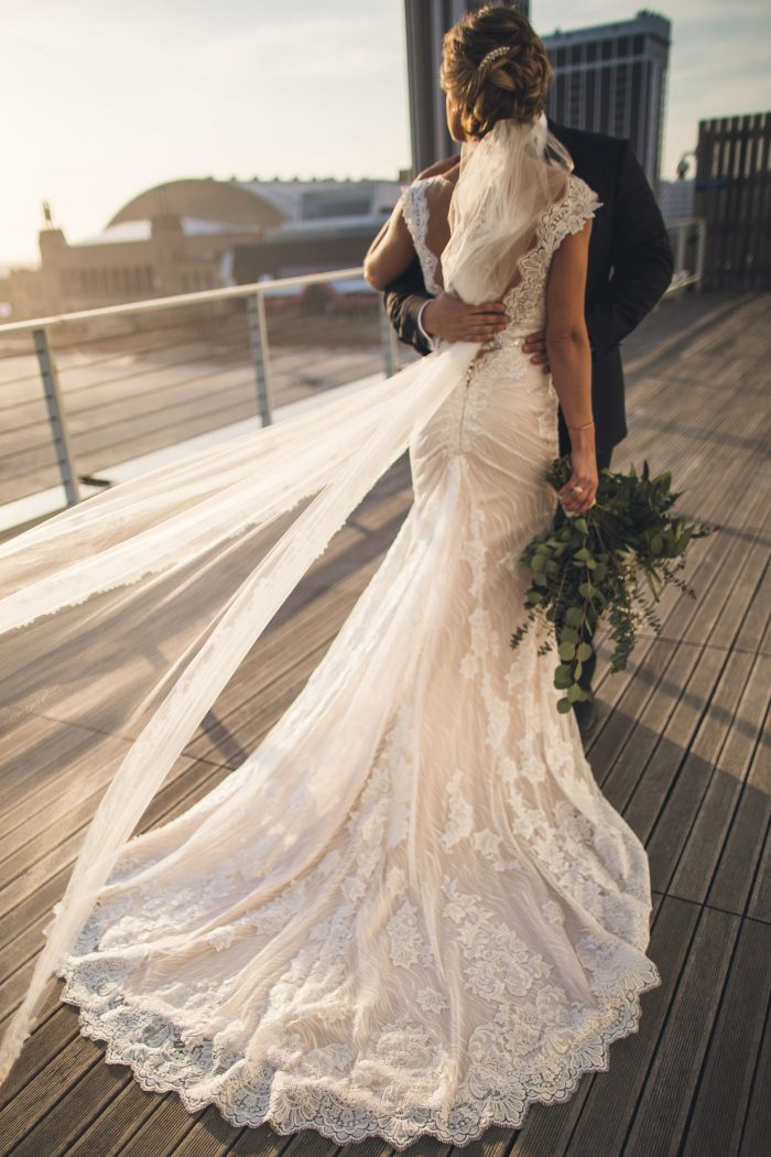 The Rustic Bridal Style - Wyatt by Sottero and Midgley