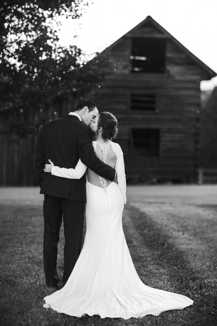 Arleigh Simple Beaded Sottero and Midgley Wedding Dress