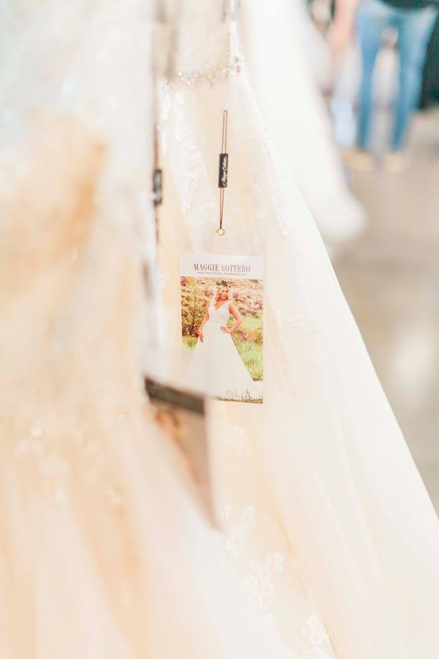Maggie Sottero Wedding Dresses and Tags