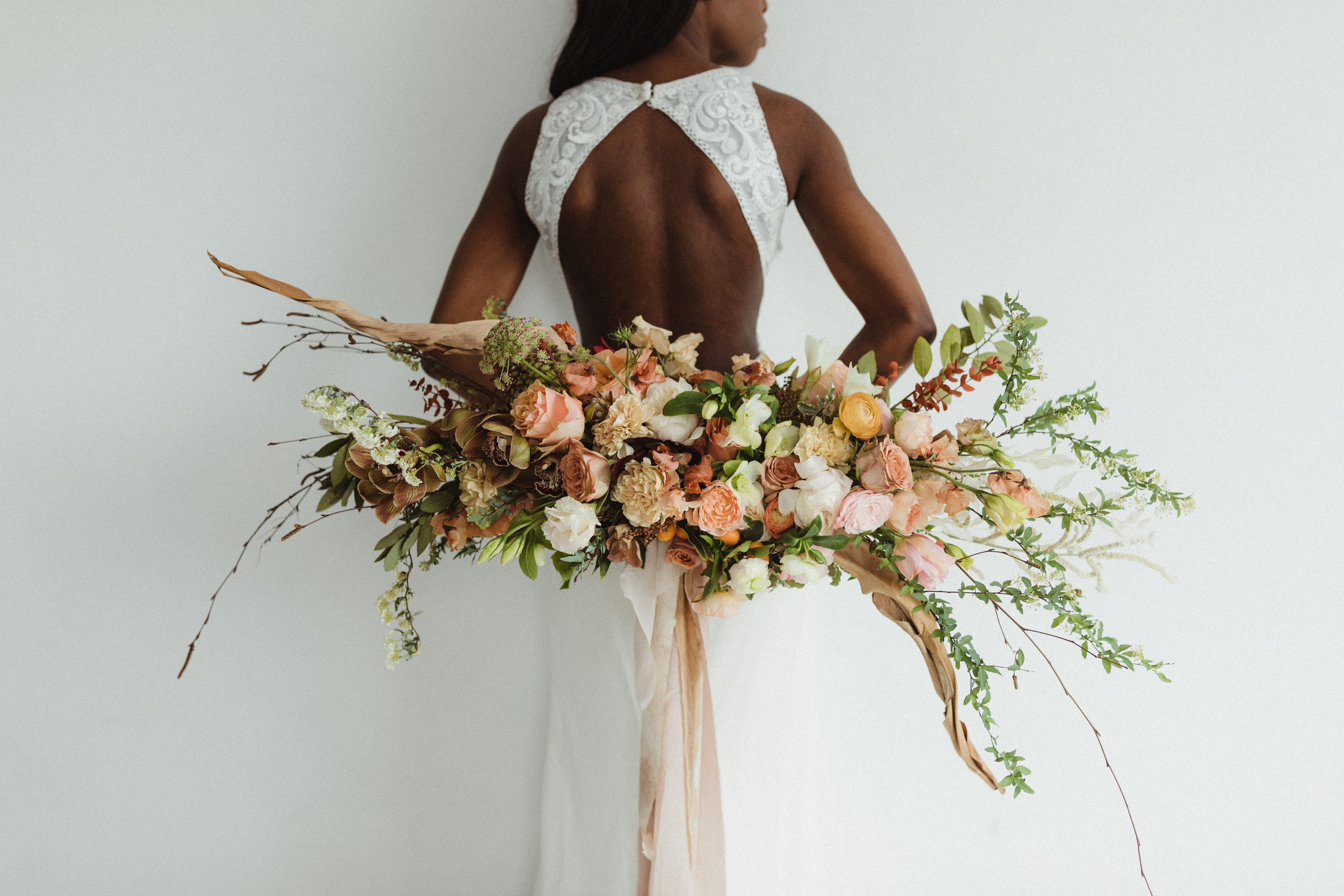 Delores Wedding Dress Rebecca Ingram | crepe sheath wedding dress