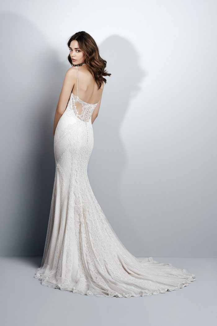 Narissa Lace Sottero and Midgley Wedding Dress