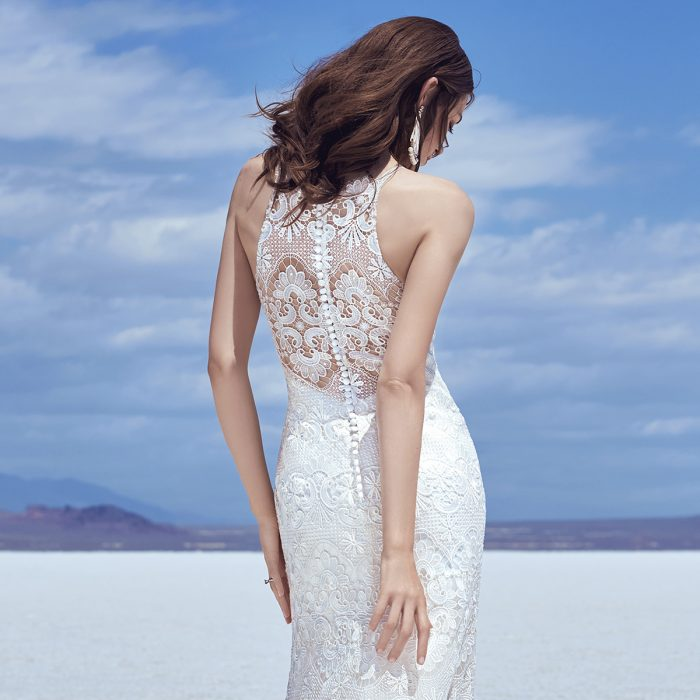Zayn Lace Sottero and Midgley Wedding Dress