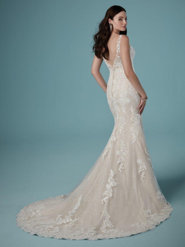 Ambrose Lace wedding dress