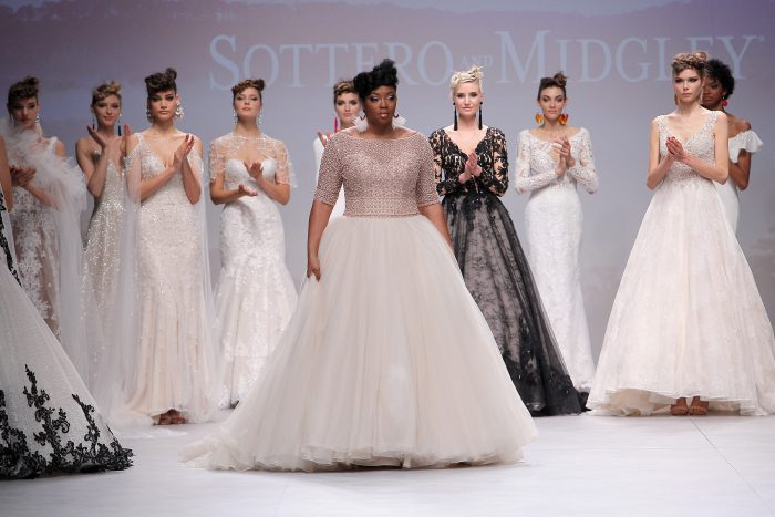 Finding Your Wedding Dress Hot Off the Runway- Barcelona Fashion Week