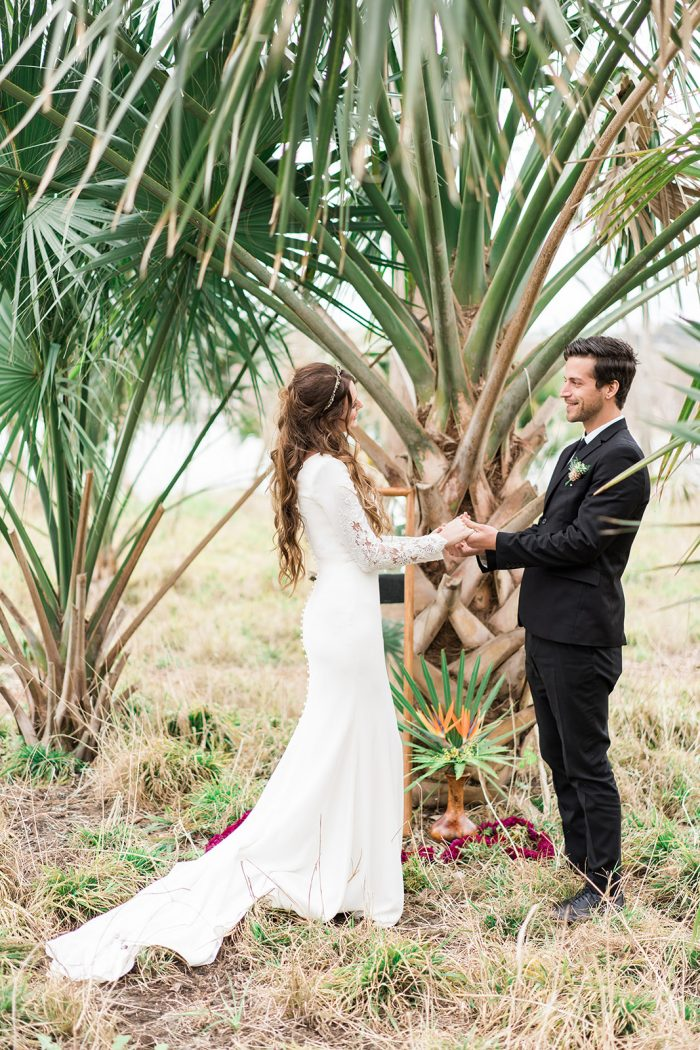 Maggie Sottero Olyssia Modest Wedding Dress