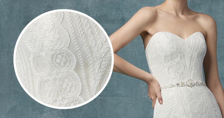 Geraldine Lace Wedding Dress by Maggie Sottero