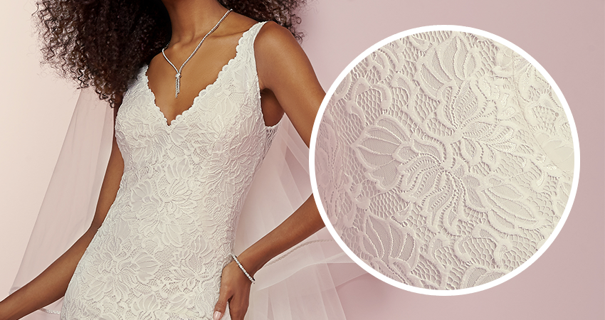All About That Lace: Lace Wedding Dress Tips