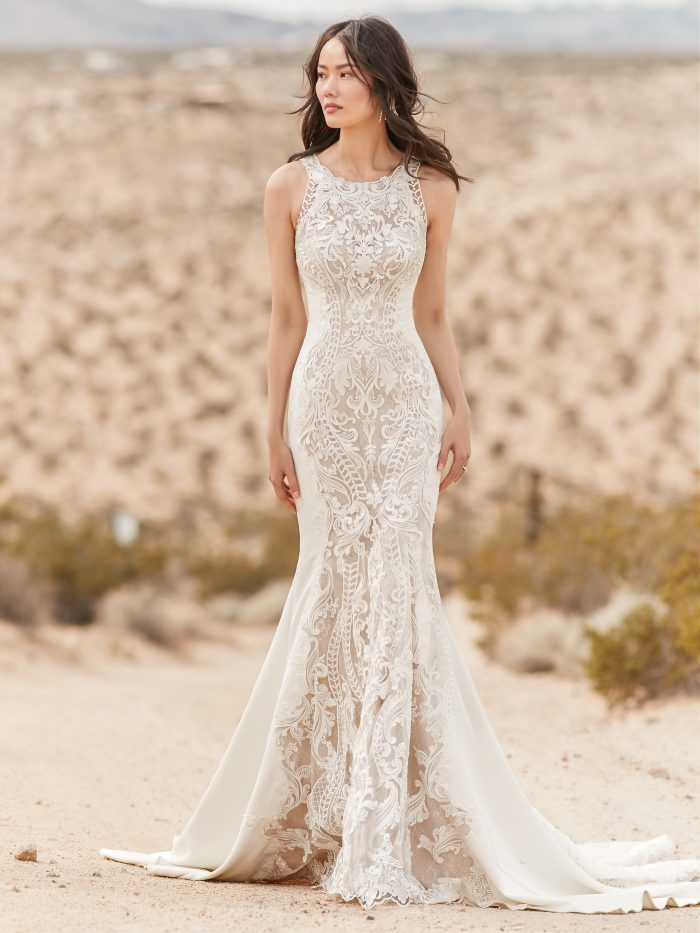 Kevyn Lace Wedding Dress by Sottero and Midgley