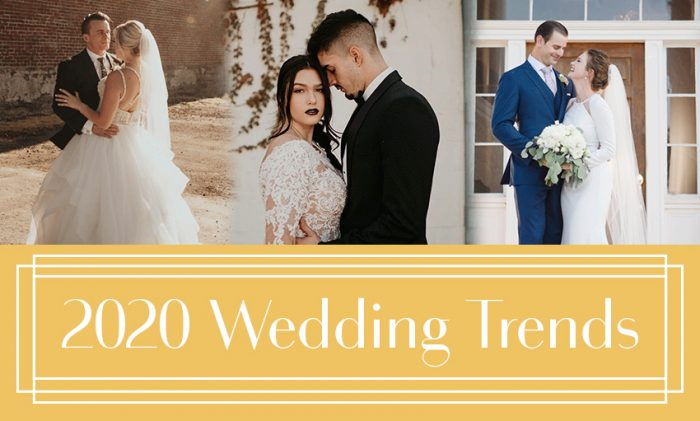 2020 Wedding Dress Trends by Maggie Sottero