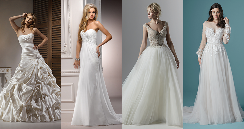 This Decade S Dreamiest Wedding Dresses By Maggie Sottero