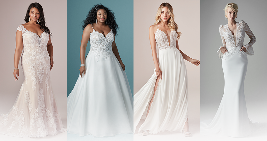Finding The Perfect Wedding Dress For Your Body Type Love Maggie,Low Cost Wedding Dresses Online