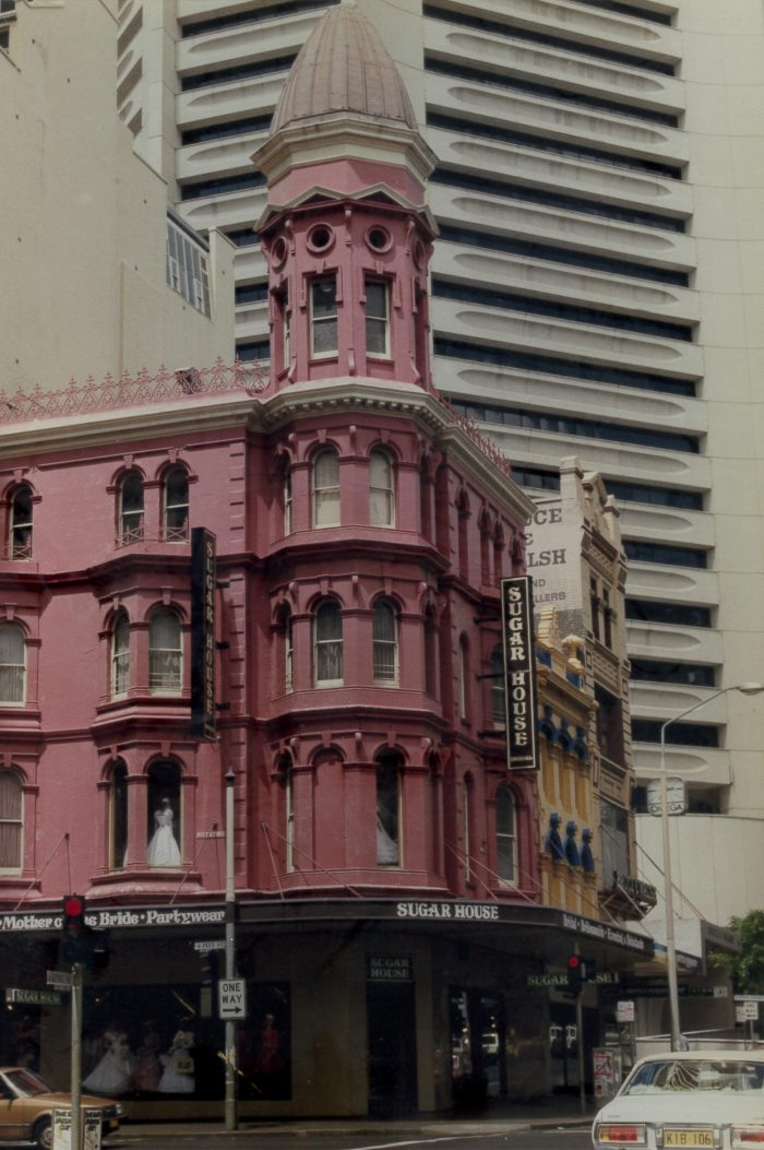 Sugar House building where Maggie Sottero first started