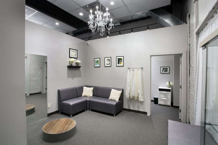 Image of Dress Gallery's Bridal Boutique Private Room for Bride